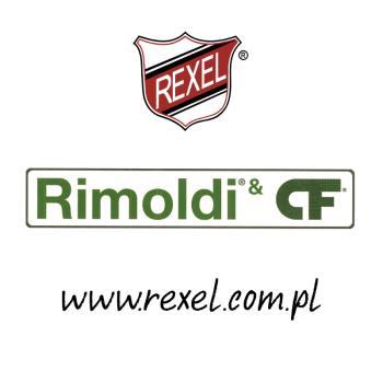 RIMOLDI płytka ściegowa 5-nitkowy
