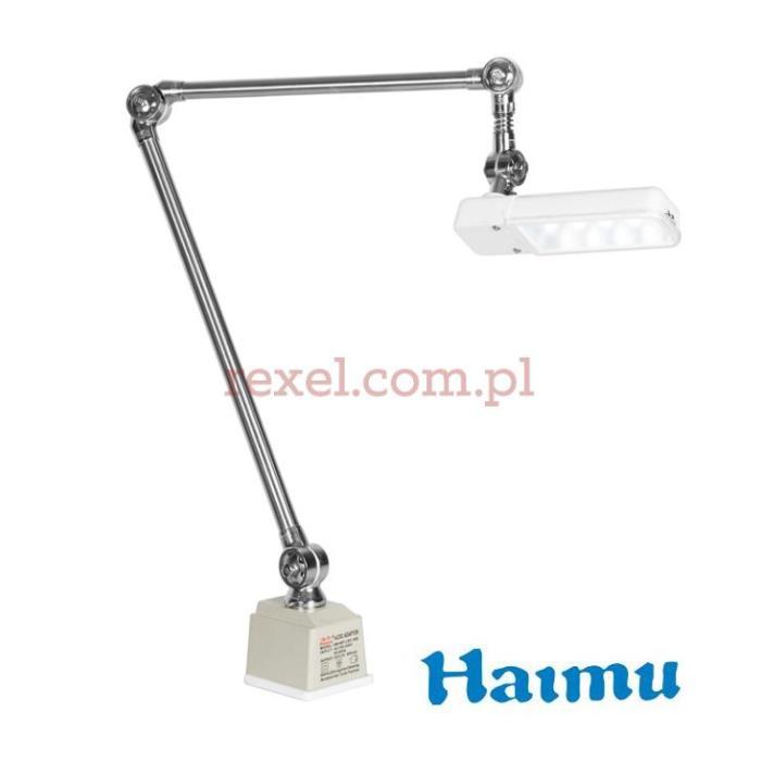 HM-99T - 10 LED Lampa energooszczędna długa z wtyczką