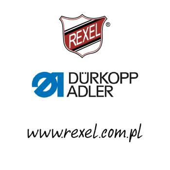 DURKOPP-ADLER chwytacz R250 bez bębenka
