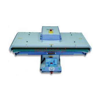 Klejarka płytowa pneumatyczna o powierzchni płyty 125x50cm