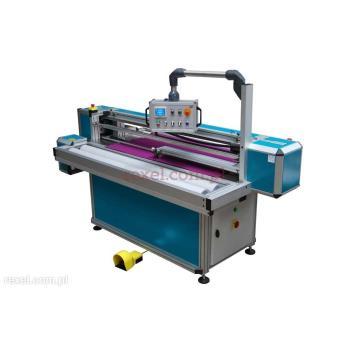 Przewijarka  do tkanin z odkrawaczem automatycznym