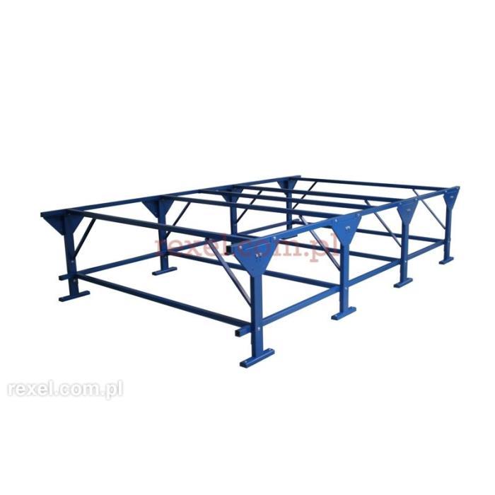 SK-3/K 2,8 Konstrukcja stołu krojczego dł. 2,8 m