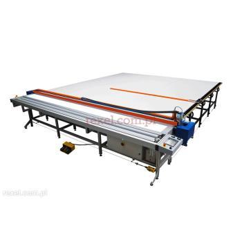 Ultradźwiękowy stół do cięcia rolet