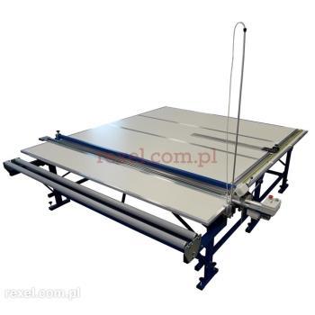 Stół do cięcia rolet
