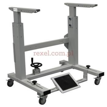 Podstawa przemysłowych maszyn do szycia (ręczny, kółka)