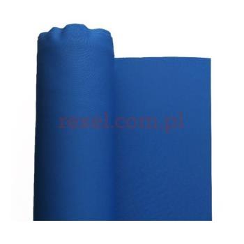 Tkanina poliestrowa D14 niebieska szer.1500mm