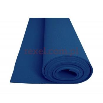 Pianka poliuretanowa niebieska M6-5mm szerokość 1350mm