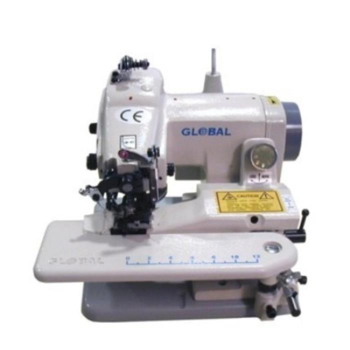 GLOBAL BM 9210 Maszyna szwalnicza - podszywarka