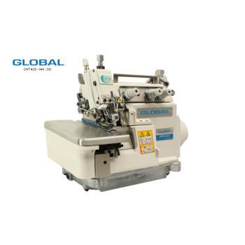 Maszyna szwalnicza GLOBAL overlock 4-nitkowy z górnym transportem