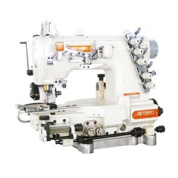Maszyna szwalnicza - renderówka cylindryczna przeznaczona do wszywania gumki
