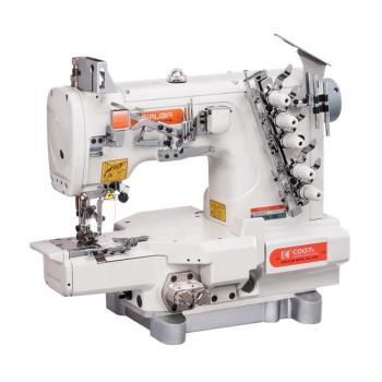 Maszyna szwalnicza - renderówka cylindryczna