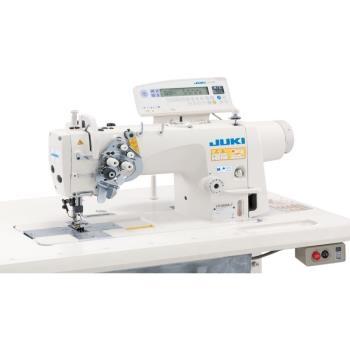 Maszyna szwalnicza - 2-igłówka z wyłączanymi igłami i automatyką