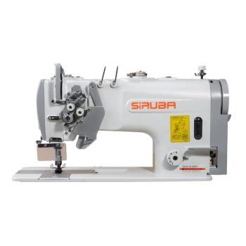 Maszyna szwalnicza 2-igłówka z wyłączanymi igłami do materiałów lekkich i średnich