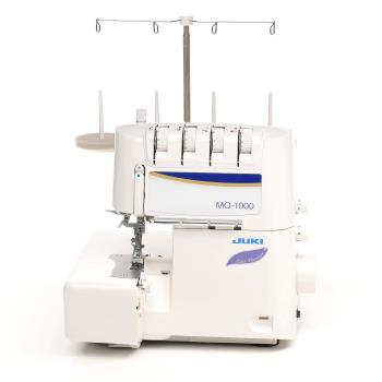 Maszyna szwalnicza - overlock 2, 3 i 4-nitkowy z wbudowanym rolowaniem (mereżką)