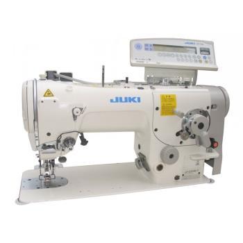 Maszyna szwalnicza zyg-zak/trójskok z automatyką