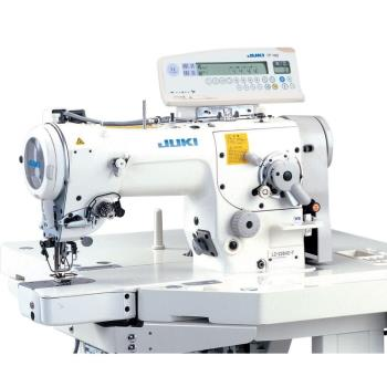 Maszyna szwalnicza zyg-zak/trójskok cylindryczna z automatyką