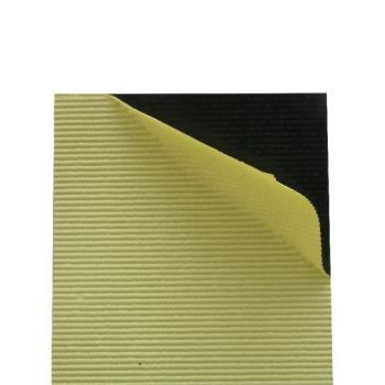 Tkanina teflonowa czarna z klejem gr.0,12mm szerokość 1000mm