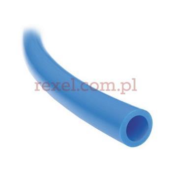 Przewód PU niebieski do powietrza 6mm
