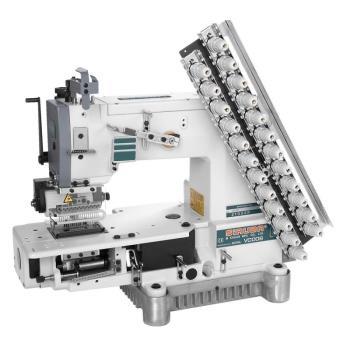 Maszyna szwalnicza 21-igłowa łańcuszkowa