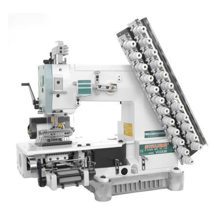 Maszyna szwalnicza 12-igłowa gumiarka