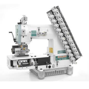Maszyna szwalnicza 12-igłowa łańcuszkowa