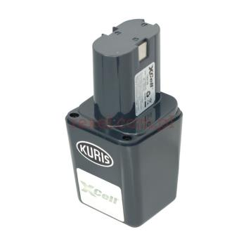 KURIS MB-60 akumulator 9,6V + adapter do ładowarki