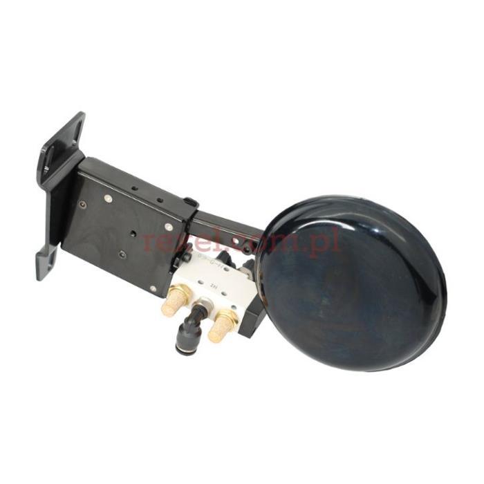 Włącznik kolanowy pneumatyczny z podtrzymaniem