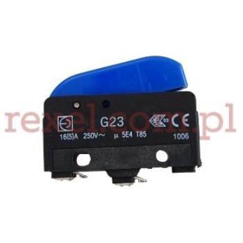 COMEL mikrowyłącznik do żelazka Lemm, Jolly, Iron-Master, Protomet, Brook itp /G23,MS62,C42ZN/