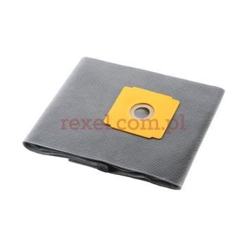 Worek wielorazowy tekstylny (płócienny) do odkurzacza