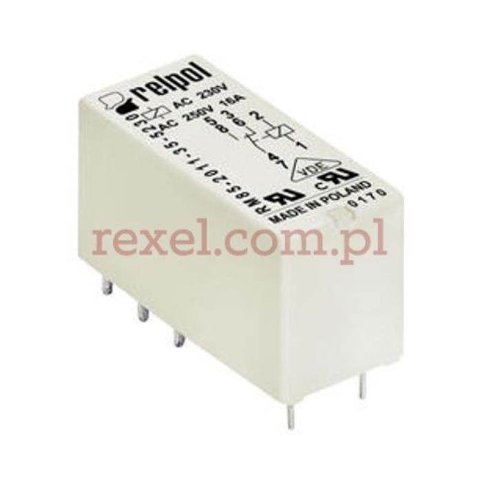PROD/0460 Przekaźnik RELPOL RM85-2021-35-1012
