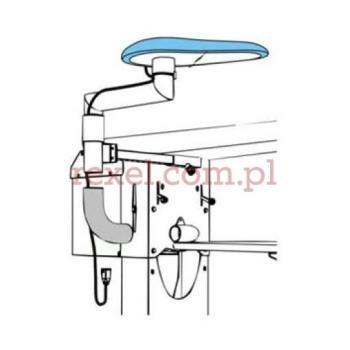 COMEL podstawa prasulca do stołów typu BR/A