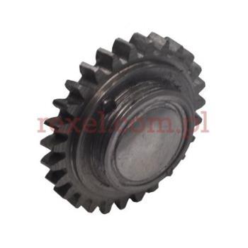 HF-100/125 koło zębate z gwintem ślizgowe