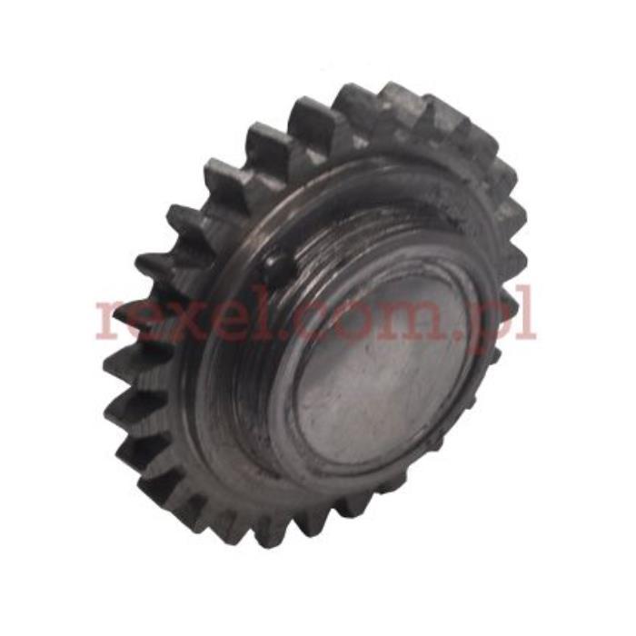 04.01.09 HF-100/125 koło zębate z gwintem ślizgowe