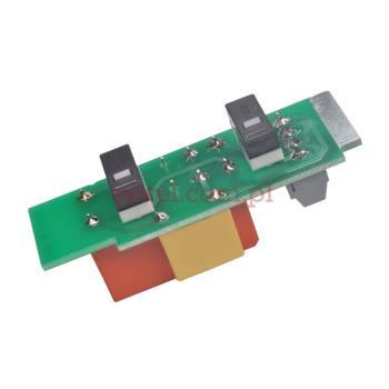 HF-100/125 włącznik klawiszowy dotykowy nowego typu