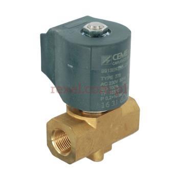 """COMEL elektrozawór przelotowy CEME 9913 3/8"""", 230V, 50Hz"""