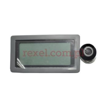 Wyświetlacz LCD z pokrętłem regulatora obrotów krajarki taśmowej R1000, R750
