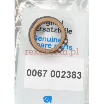 DURKOPP-ADLER 69, 167 pierścień ślizgowy