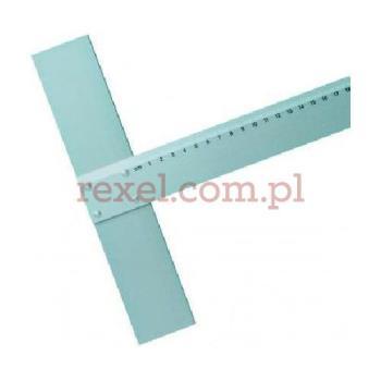 Przymiar liniowy aluminiowy z ogranicznikiem 150cm