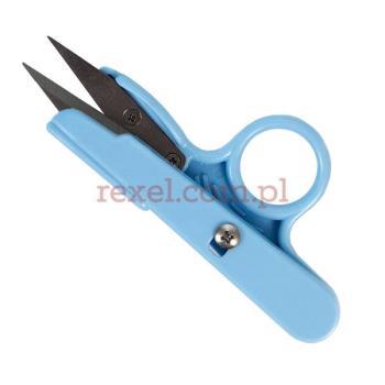 Nożyczki do nitek niebieskie