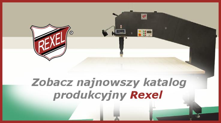 Zobacz najnowszy katalog produkcyjny  Rexel